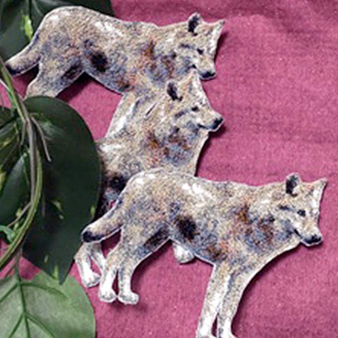 フォト刺繍のモチーフ
