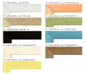 アートBOXフレーム 9色