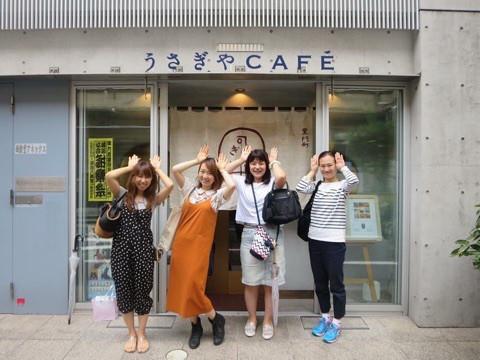 東京へ遊びに行っていました