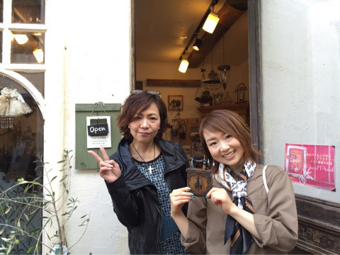 Pearl pearlの店長さん