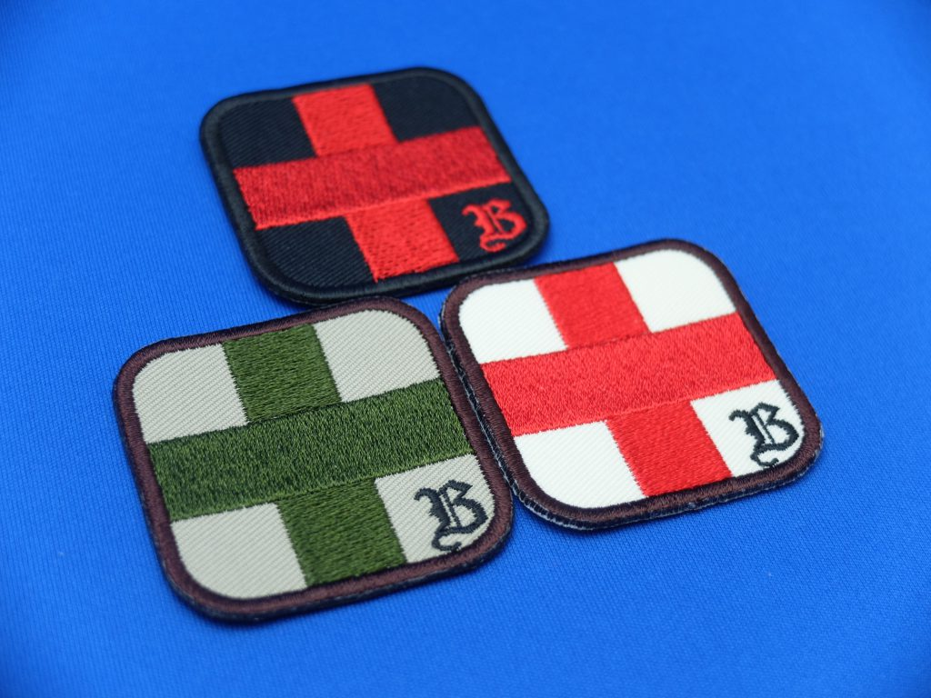 handmade banbi ロゴ刺繍