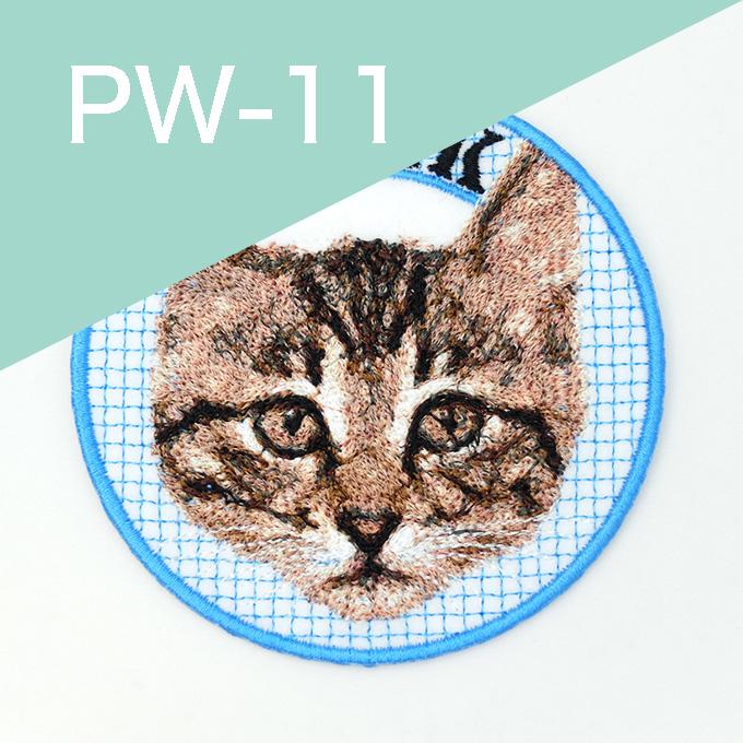 color-stitch フォト刺繍 ワッペン