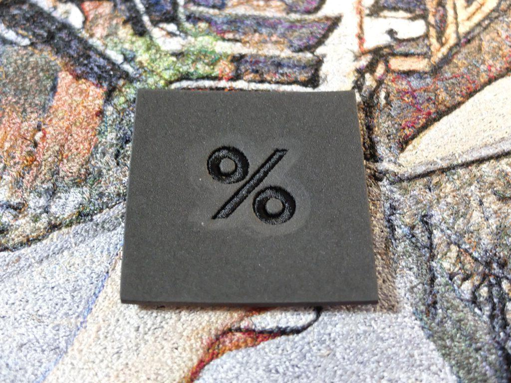 フォト刺繍 3d刺繍 京都カフェ アラビカコーヒー