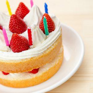 sampleケーキ