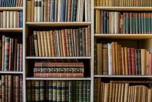 古書 図書館