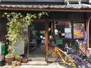 雨林舎 京都カフェ