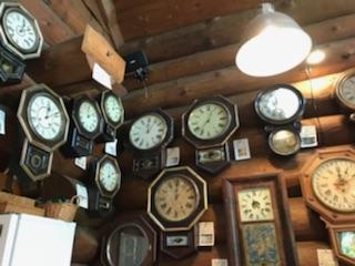おじいさんの古時計 大阪カフェ