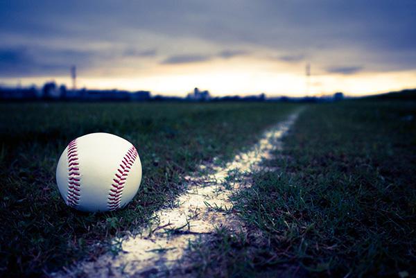 希望 野球 硬球とグラウンド