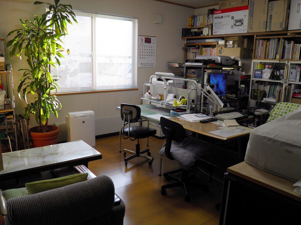2012年 事務所
