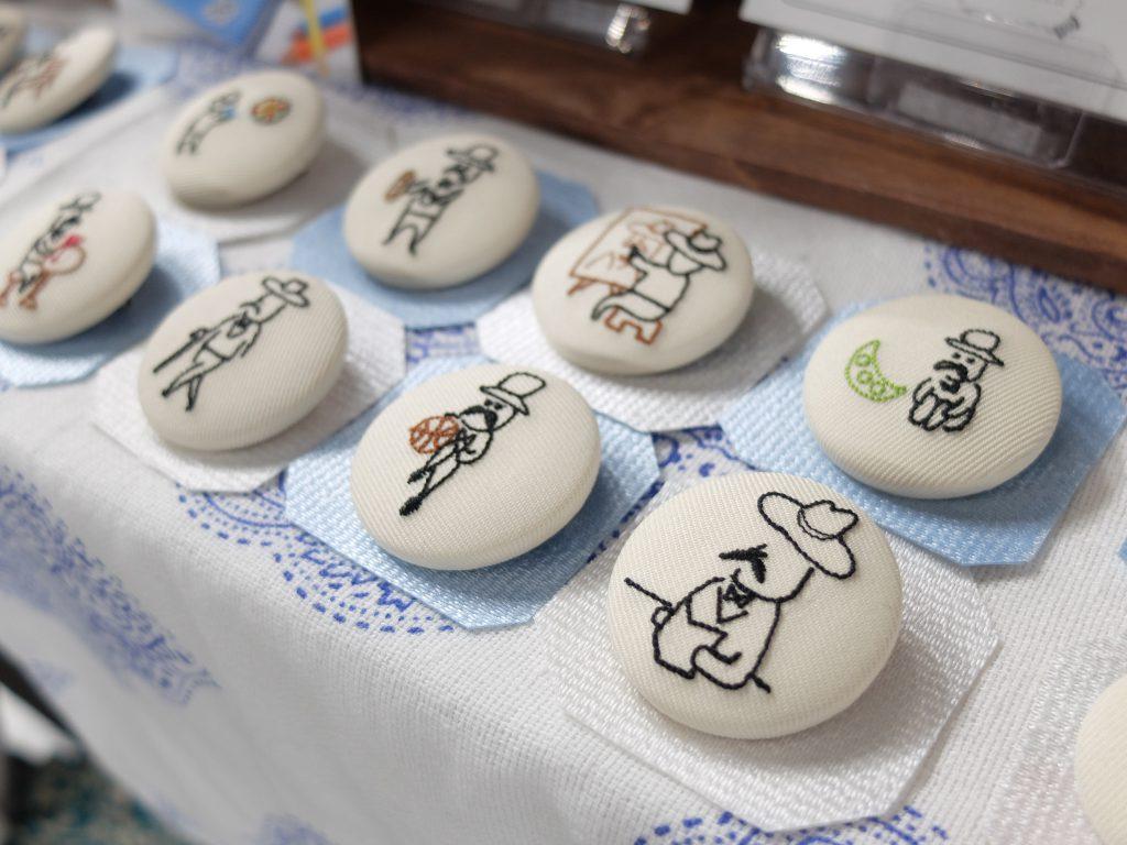 北海道メイカーズ サッポロモノヴィレッジ 刺繍雑貨