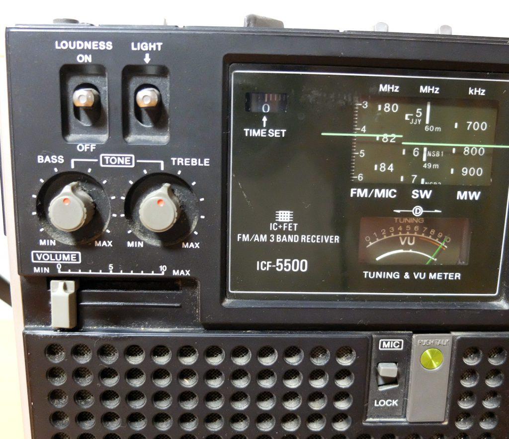 SONY ICF-5500