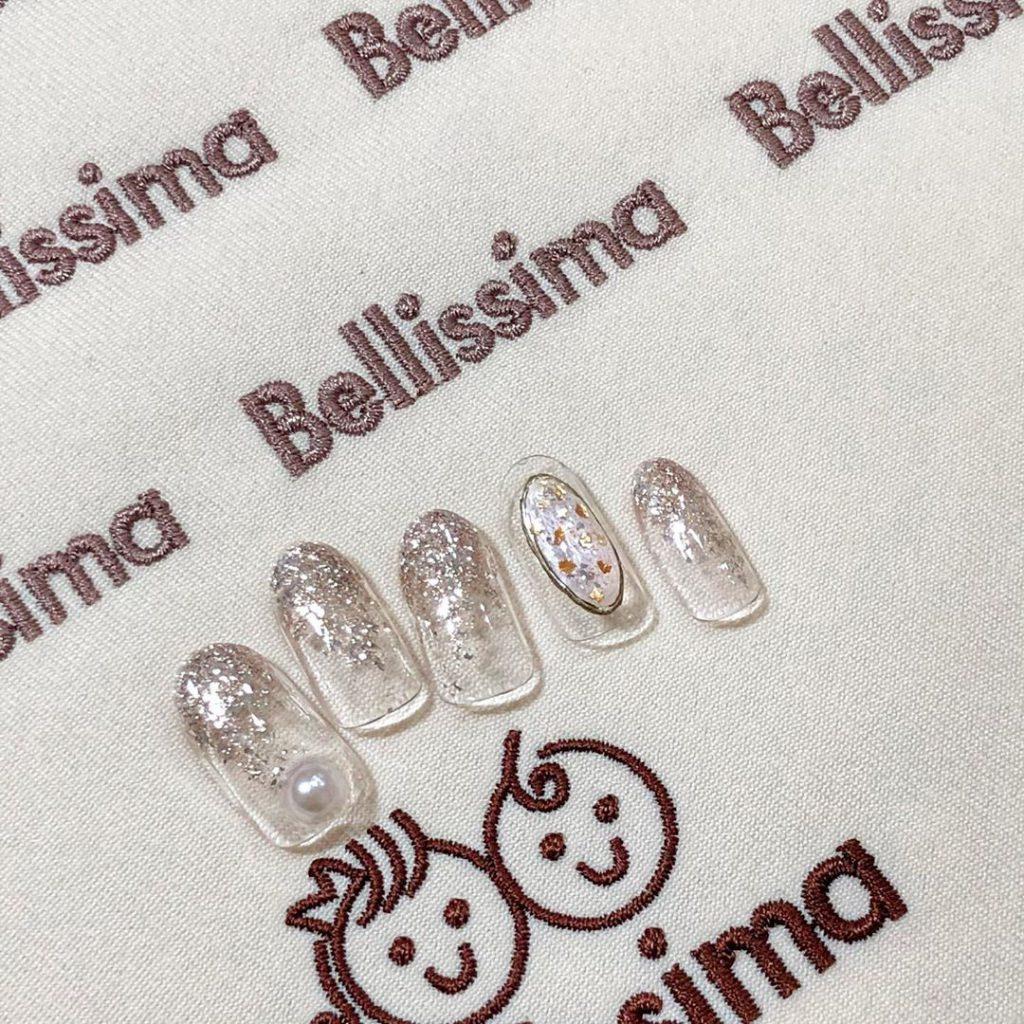 Bellissima ベリッシマ ロゴ刺繍