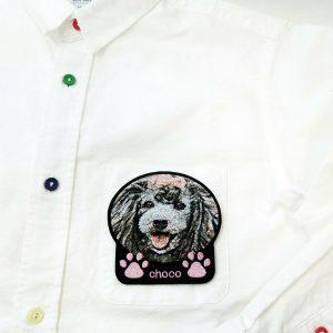 フォト刺繍PW-41 シャツ